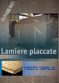 Lamiere placcate